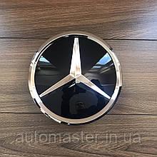 Эмблема на решетку радиатора Мерседес / Mercedes логотип значок , A1648880411