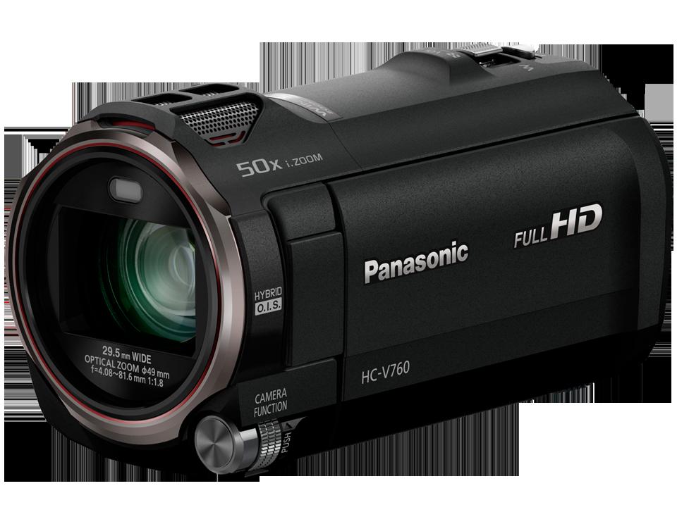 Цифрова Відеокамера Panasonic HC-V760EE-K   Відеокамера HC-V760