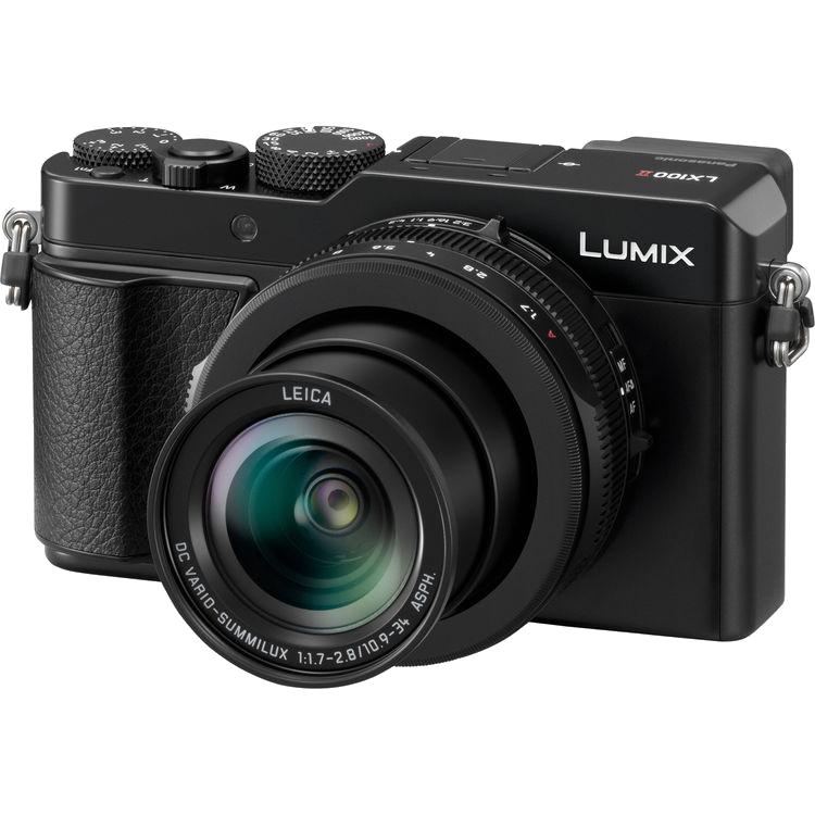 Цифровая фотокамера Panasonic LUMIX DC-LX100 M2 black OPENBOX
