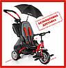 Триколісний велосипед від 1 року Puky CAT S6 Ceety Red 2415
