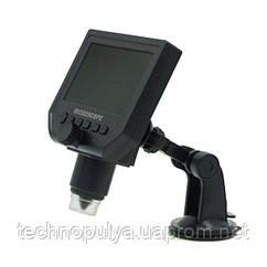 Электронный микроскоп для пайки Gaosuo P-600x с 4.3 LCD экраном (100027)