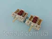 Переключатель ПМ-555 ( 5HE/555 ) / 7-ми позиционный спаренный на электроплиту Gorenje