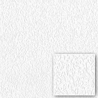 Обои Виниловые на флизелиновой основе под покраску 25м Синтра 675601               Обои 1,06м X 25м Белый