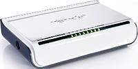 Коммутатор неуправляемый TENDA S108 (8 портов Fast Ethernet (10/100), Мониторинг и конфигурирование: нет, 100-