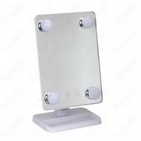 Зеркало с подсветкой для макияжа Cosmetiс Mirror 360 Rotation Angel 152821