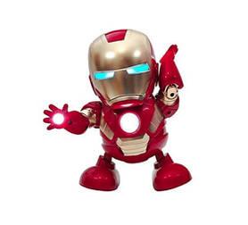 Інтерактивна іграшка Танцюючий герой Марвел Dance Hero Iron Man танцюючий залізна людина 184811