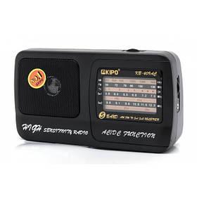 Акустична система радіоприймач колонка Kipo KB-409 178618