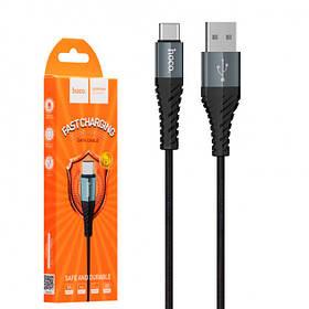 Кабель Hoco Cool Data Cable X 38 Type C 184456