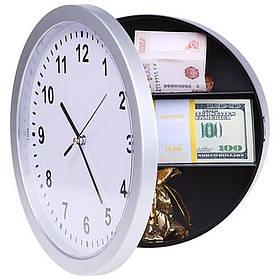 Настінні годинники сейф Safe Clock 179994