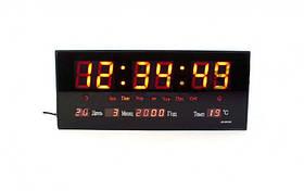 Настільні електронні годинники з Led підсвічуванням 3615 179328