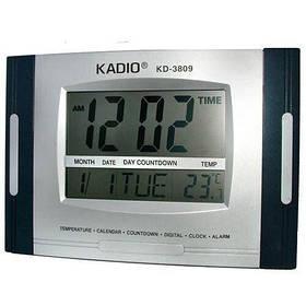 Електронні настільні цифрові годинник KK 3809N 179336