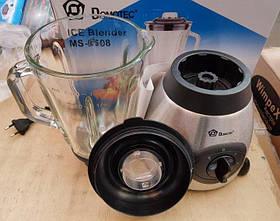 Блендер MS 6610 Stainless 220V/1000w 183976