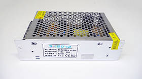 Блок питания 12V 10A Metal 180573