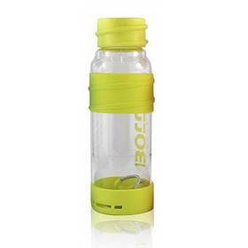 Бутылка с кружкой в силиконовой защите Boll желтый