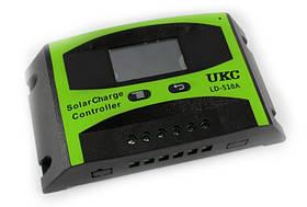 Контроллер для солнечной панели Solar controler LD-510A 10A Ukc 181195