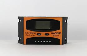 Контроллер для солнечной панели Solar controler LD-520A 20A RG 181196