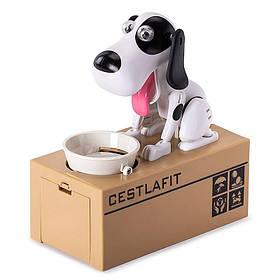 Собака-скарбничка My Dog Piggy Bank Біла 183999