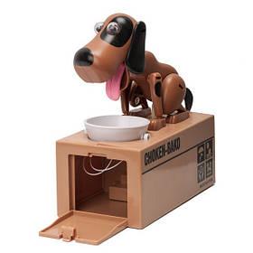 Собака-скарбничка My Dog Piggy Bank Коричнева 184000