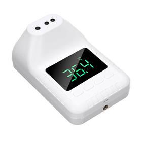 Стаціонарний безконтактний термометр Hi8us HG 02 з голосовими повідомленнями 184451