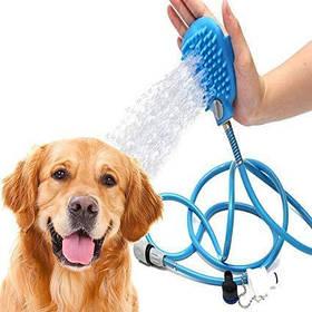 Рукавиця для миття тварин Pet washer 182406