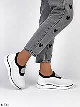 Кроссовки без шнурков 11633 (ЯМ), фото 3