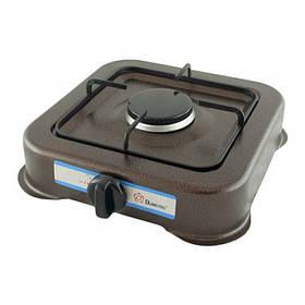 Плита таганок газовий настільна 1 конфорка Domotec MS 6601 150804