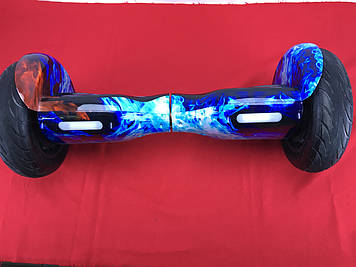 "Гироскутер Smart Balance ""Blue Fire"" 10.5"