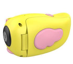 Детская видеокамера Childrens Digital Camera HD ET010 Желтый 184472