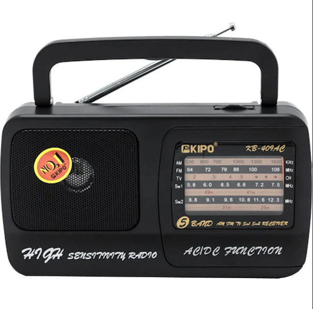 Радиоприемник KB 409AC Kipo