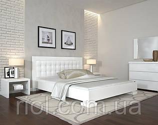 Ліжко дерев'яне двоспальне Монако