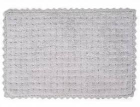 Набір килимків Irya - Garnet gri сірий 55*85+35*55