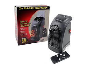 Міні обігрівач Handy Heater 400W для дому та офісу з пультом 132697