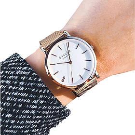 Женские часы кварцевые в стиле Gyllen 3194 182309