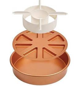 Багатофункціональна форма Copper Chef Perfect Cake Pan A139 (32)