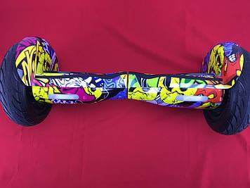 """Гироскутер Smart Balance """"Street Graffiti"""" 10.5"""