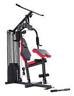 Силовая фитнес станция до 120 кг Hop-Sport HS-1044K Мультистанции на все группы мышц