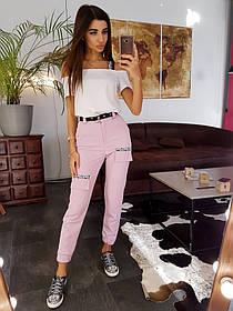 Карго брюки стильные BRT1564