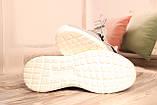 Чоловічі світло-сірі кросівки сітка BAAS 41-45, фото 2