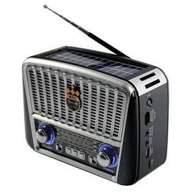 Радіоприймач 456 RX Solar 184471