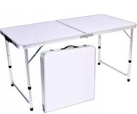 Раскладной Стол Для Пикника Стол Раскладной Туристический Folding table NO 3 Светлое Дерево