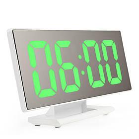 Годинники настільні 3618L Зелені 184332