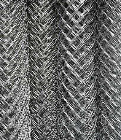 Сетка рабица 0,8м*10м (20х20х1,4мм), фото 2