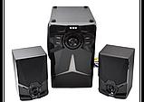 Акустична система з сабвуфером ZX-4800BT (USB/Bluetooth/FM-радіо), фото 2