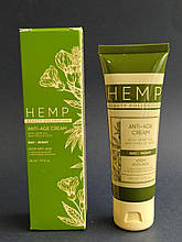 Крем ANTI-AGE с маслом конопли и феруловой кислотой Hemp 50мл