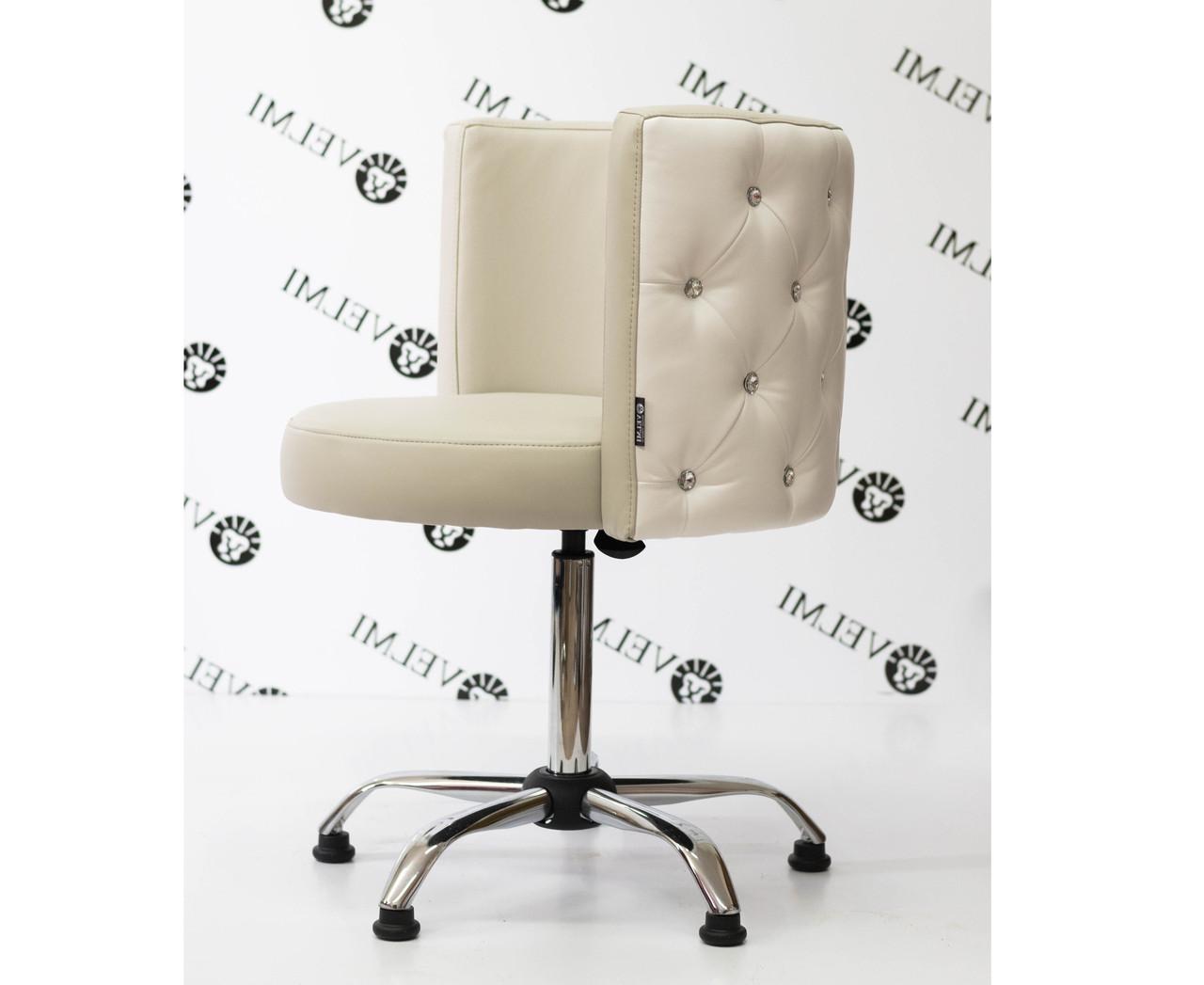 Стул мастера для салона красоты маникюрный стульчик парикмахерские кресла для клиентов парикмахера  VM20