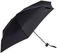 Супер-мини телескопический зонт Wenger Черный