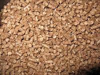 Древесные гранулы 8мм, фото 1