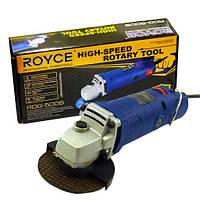 Мини угловая шлифмашина гравер Royce RDG-500S (Ø 70мм / Ø 3,2мм)