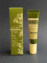 Крем-гель освежающий для век Hemp 15мл
