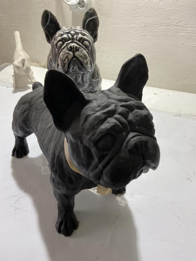 Садова скульптура собака Gipsy